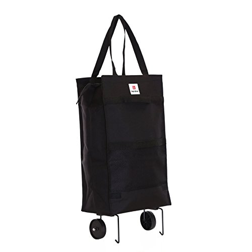karabar-monsanto-foldable-shopping-trolley-black