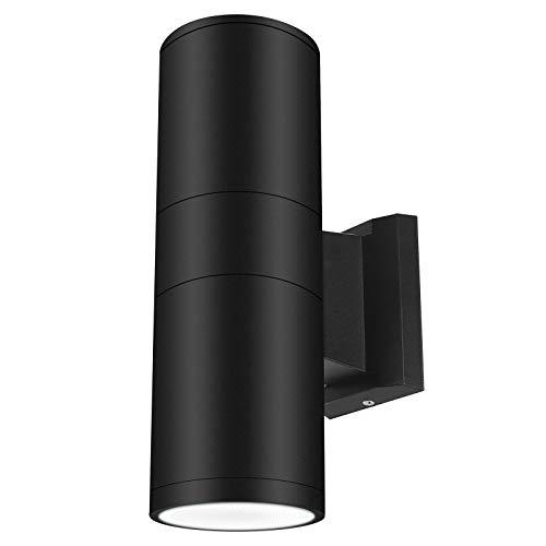 LED Up & Down Aussen Wandleuchte Wandlampe, 20W Aussenleuchte Wall Light, Gartenlampe,...