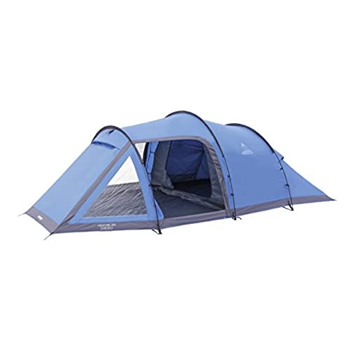 Vango Venture Tunnel Tent River Blue 350  sc 1 st  Amazon UK : 3 man tents uk - memphite.com
