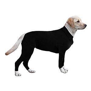 Qlans Pet Dog Jumpers, Chemise de Protection Post-opératoire de toilettage pour Chien, Chien, Costume de Chirurgie Post-Animal