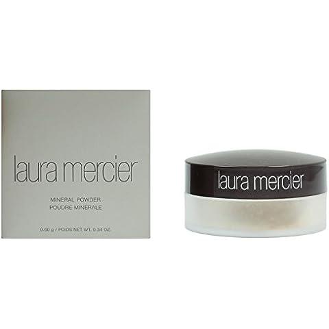 Laura Mercier CLM08907 Polvere Minerali, Soft Porcelain - 9.6