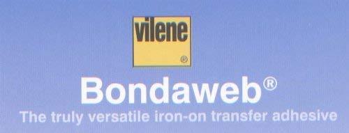 Vilene Bondaweb 329 - White - 1m x 45cm - Per Metre
