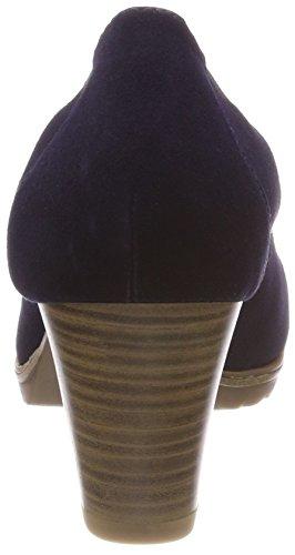 Tamaris 22435, Scarpe con Tacco Donna Blu (Navy)