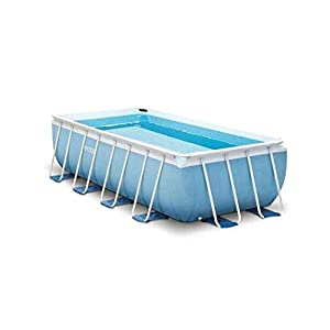 Intex 26784NP Piscina rectangular, con depuradora, 300 x 175 x 80 cm