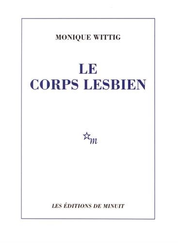 Book's Cover of Le Corps lesbien