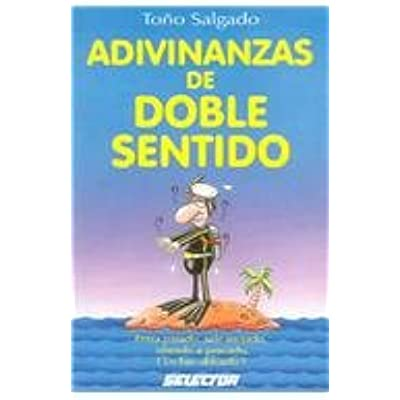 Adivinanzas De Doble Sentido Double Meaning Riddles Pdf Download Sheilasabah