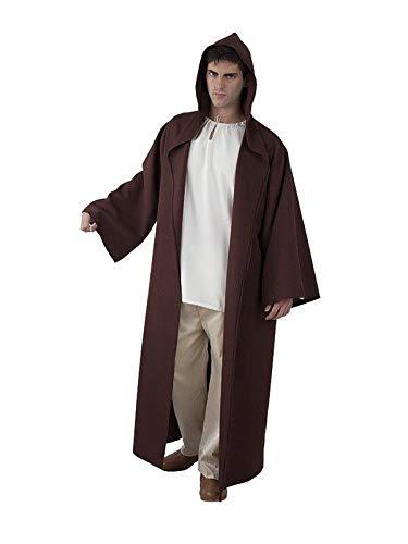 DISBACANAL Túnica Jedi Adulto - Único, XL