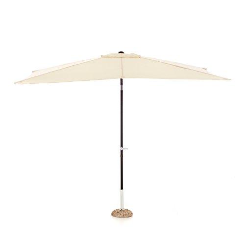 My garden ombrellone garden, ecrù, 300x300x230 cm