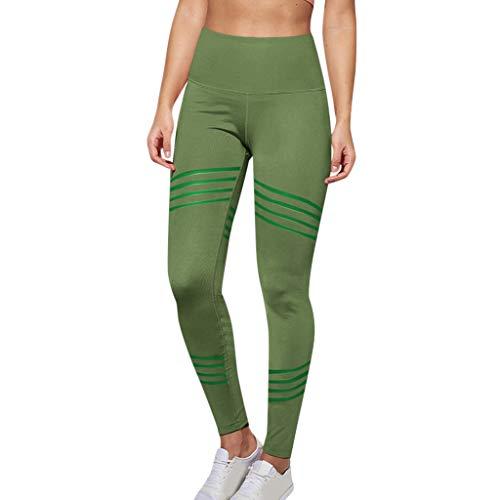 Routinfly 2019 Neue Damen einfarbig Twill-Hip-Yoga-Hosen,Frauen Übung Jogginghose Gym Sport Athletic Hose Jogging Training Leggings Fitness Hosen Laufen - Weiße Twill-capris