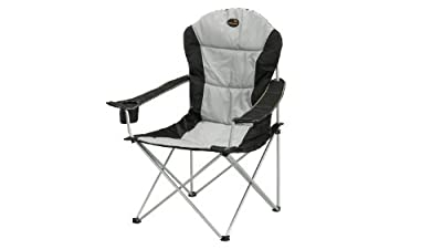 Easy Camp Stuhl Arm Chair Deluxe, Grey, 480001