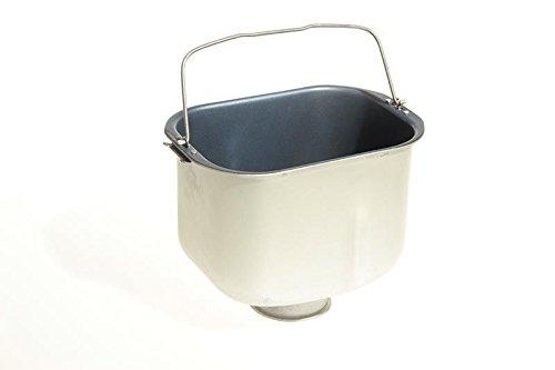 Ariete vasca ciotola cestello recipiente impasto cuocipane pane express 121 0121
