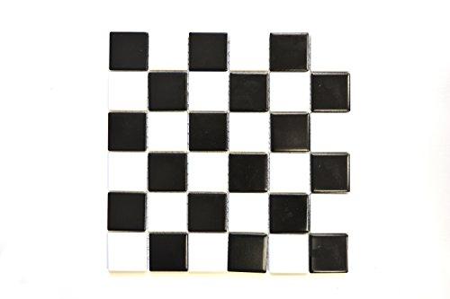 123mosaikfliesen Fliesen Mosaik Küche Bad WC Wohnbereich Fliesenspiegel Keramik matt Küche Bad WC Boden 6mm Neu #540