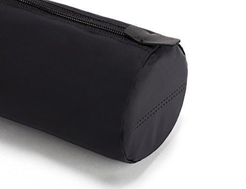 LIGHT FLIGHT Packwürfel Business Resien Leichtgewichitige Roll IT Packing Cubes Set Medium Schwarz