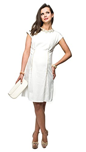 Elegantes Umstandskleid, Abendkleid, Brautkleid, Hochzeitskleid für Schwangere, Modell: Mirabel,...