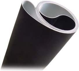 Bande de rechange pour tapis roulant/tapis de course - dimension standard 3000x510- épaisseur 1,7 mm