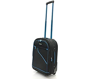 """Super Lightweight Expandable Durable Hold Luggage Suitcase Trolley Case Travel Bag 2 Wheels in Extra Large(31""""),Large(28""""),Medium(25""""), Carry-on Approved 21"""" & 18"""""""