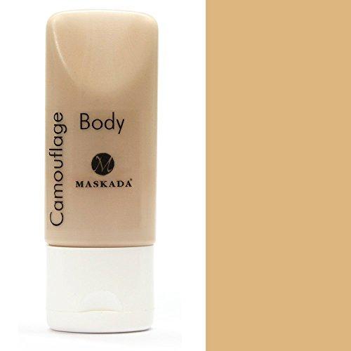 Camouflage Make up Körper Body Beine 35 ml Farbe Beige 2