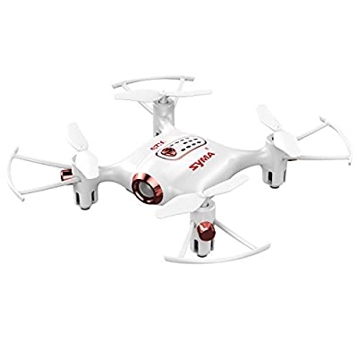 Mini Pocket Drone Syma X20 RC Drones without Camera Micro Quads Altitude Hold Headless RC Quad Copter