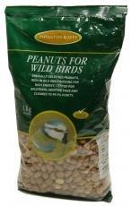 Johnston & Jeff Premium Arachidi per Uccelli Selvatici cibo 1kg