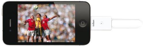 ICUBE Tivizen Pico DVB-T Empfänger für Apple iPhone/iPad