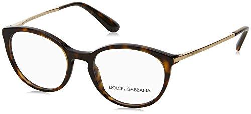 Dolce & Gabbana Gestell Mod. 3242 502 50_502 (50 mm) havanna