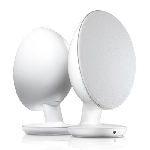 KEF EGG -  Digitales Wireless Musik System, Weiß