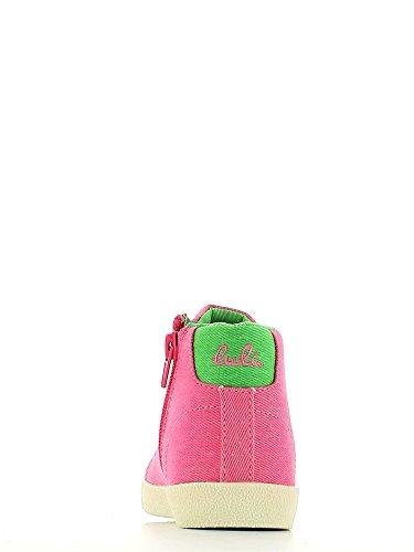 Lulù LS110014T Sneakers Bambino Hot Pink