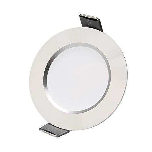 GLBS 3 Watt Led Mini Embedded LED Weinkühler Küche Downlight Haushalt Indoor Aluminium Highlight Beleuchtung Decken Panel Licht Business Dekoration Beleuchtung Energiesparende Led Panel Licht -