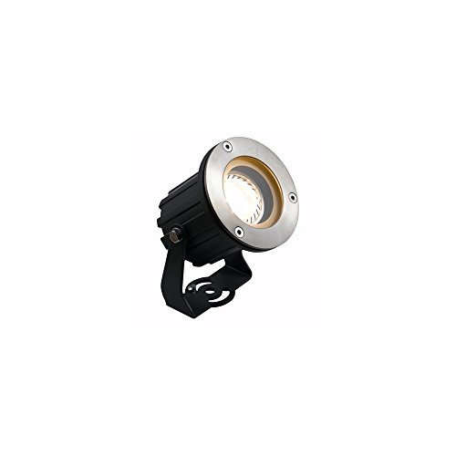 ansell-lighting-duo-gu10-stainless-steel-spike-light