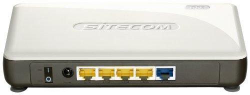 Sitecom 300N X5 Wireless Gigabit Dualband Router -