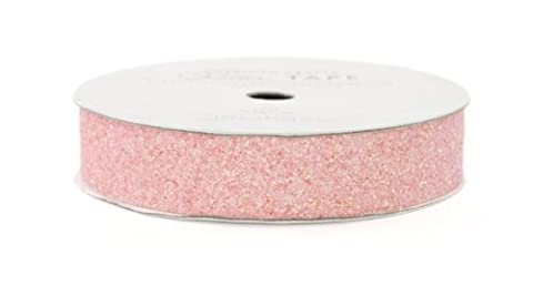 American Crafts Peony Pink Glitter Tape 16mm / 2.7m 96025