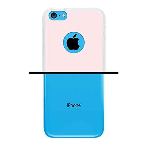 iPhone 5C Hülle, WoowCase Handyhülle Silikon für [ iPhone 5C ] Hand des Skeletts Handytasche Handy Cover Case Schutzhülle Flexible TPU - Schwarz Housse Gel iPhone 5C Transparent D0329