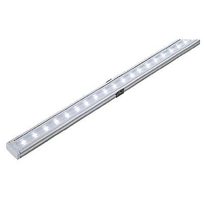 SLV Padi LED 600 Lichtbalken, Alu Eloxiert, Warmweiße SMD 111732 von SLV - Lampenhans.de