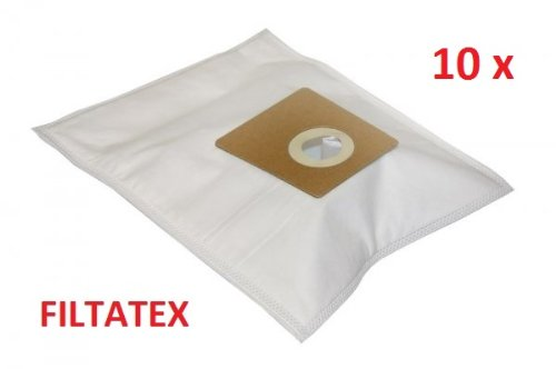 10 x FILTATEX ( Vlies / 1MiF ) Alternative zu Siemens 460439 / 460713 / 461354 / 461884