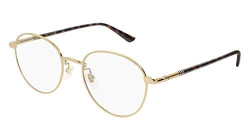 Brillen Gucci GG0392O GOLD Herrenbrillen