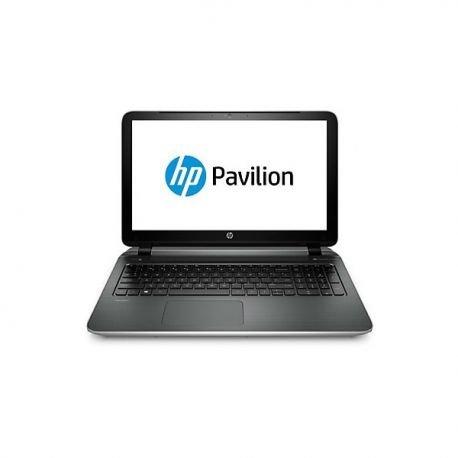 """HP Pavilion 15-p144nf 1.9GHz i3-4030U 15.6"""" 1366 x 768Pixel Touch screen Argento Computer portatile"""
