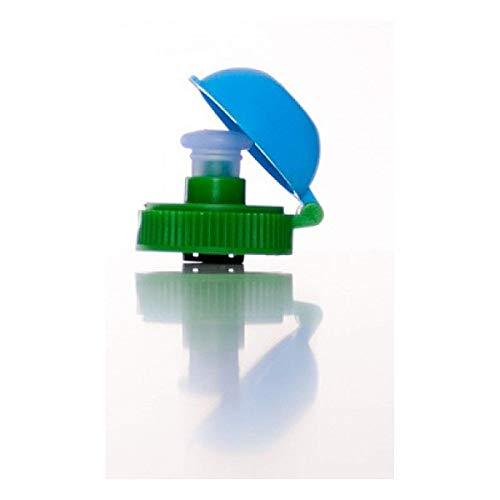 emsa ersatzdeckel Zielonka Viv Bottle 3.0 Ersatz-Deckel, Blau, 59924