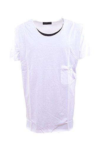 T-shirt Uomo Kaos Collezioni M Bianco Fi2sfi003 Autunno Inverno 2015/16