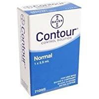 Contour Next Normal Control Solution Level 2, 2.5ml, 2 Pack by Ascensia preisvergleich bei billige-tabletten.eu