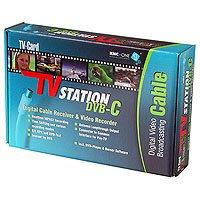 Knc One TV Station DVB-C TV Tuner PCI