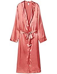81d3bac81e Intimissimi Womens Delicate Flowers Viscose Satin Nightgown