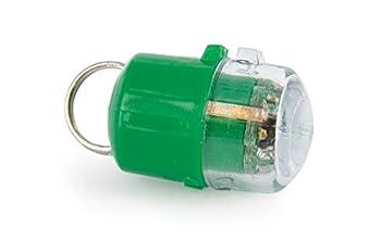 PetSafe - Clé Infrarouge Staywell avec Collier Noir Ajustable pour Chatière de luxe à verrouillage infrarouge (4 positions) - Vert