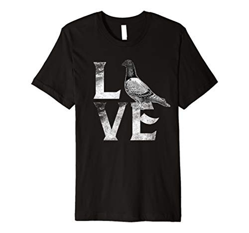 Süße Taube Post T Shirt Love Tauben Bird Lover Stay Coo -