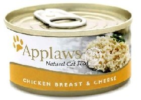 Applaws Cat Food Chicken Breast & Cheese 70g