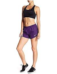 97e7de0603c07a Nike Dry 10K - Pantalones Cortos de Running para Mujer, S, Púrpura (Night