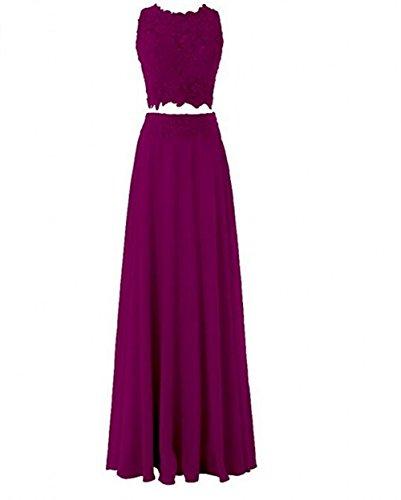 Leader of the Beauty Damen Kleid Grape