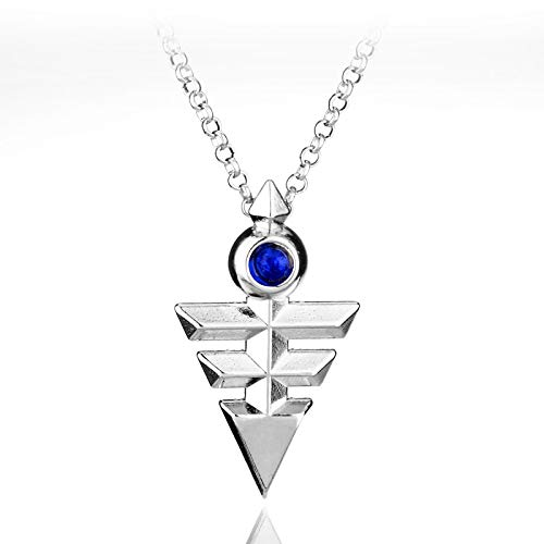 Neue Ankunft Yugioh Zexal Yuma Cosplay Link Kette Halskette Yu-gi-oh Metall Anhänger Anime Yu Gi Oh Zubehör
