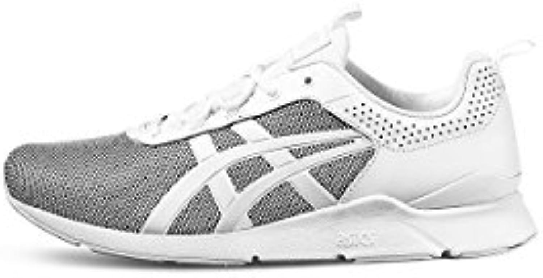 Mr.   Ms. scarpe da ginnastica Asics Gel Lyte Runner Bianco Attraente e resistente Qualità stabile Forma attuale   Un'apparenza Elegante    Scolaro/Signora Scarpa