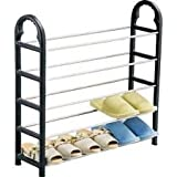 31z L2ckd0L. SL160  - BEST BUY #1 5 Tier Shoe Rack Reviews and price compare uk