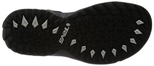 Teva Terra Fi Lite M's Herren Sport- & Outdoor Sandalen, Grau (Guell Black/Grey 916), EU 44.5 -